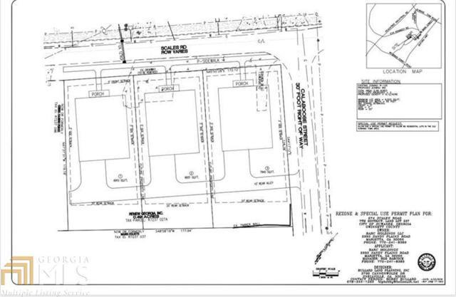 0 Scales Rd, Suwanee, GA 30024 (MLS #8526813) :: Buffington Real Estate Group