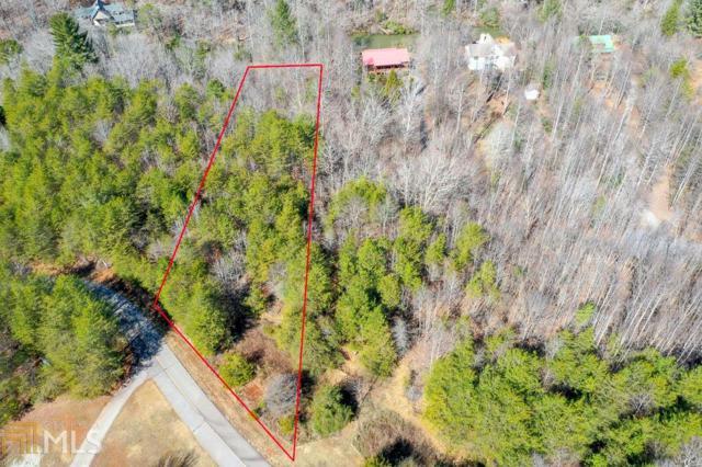 0 Panorama Lot 23, Sautee Nacoochee, GA 30571 (MLS #8526836) :: Buffington Real Estate Group