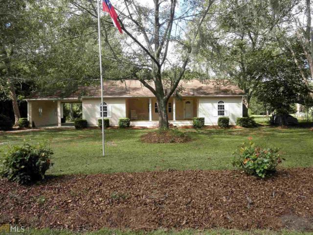 191 Stilson Leefield Rd, Brooklet, GA 30415 (MLS #8527118) :: RE/MAX Eagle Creek Realty