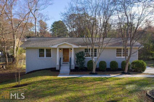 731 Smithstone Rd, Marietta, GA 30067 (MLS #8527187) :: Buffington Real Estate Group