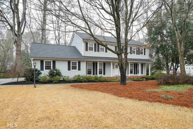 2441 Old Sewell Rd, Marietta, GA 30068 (MLS #8527463) :: Buffington Real Estate Group