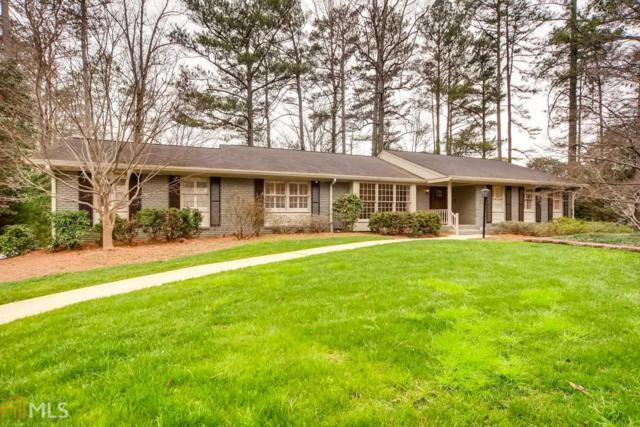 1942 Breckenridge Dr, Atlanta, GA 30345 (MLS #8527550) :: Buffington Real Estate Group