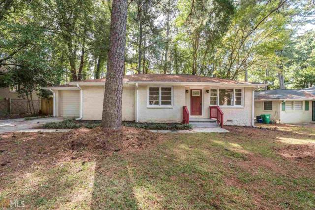 3423 Wren, Decatur, GA 30032 (MLS #8527730) :: Buffington Real Estate Group