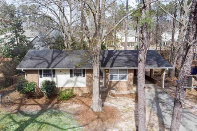 630 Jefferson Ave., Fayetteville, GA 30214 (MLS #8528407) :: Keller Williams Realty Atlanta Partners