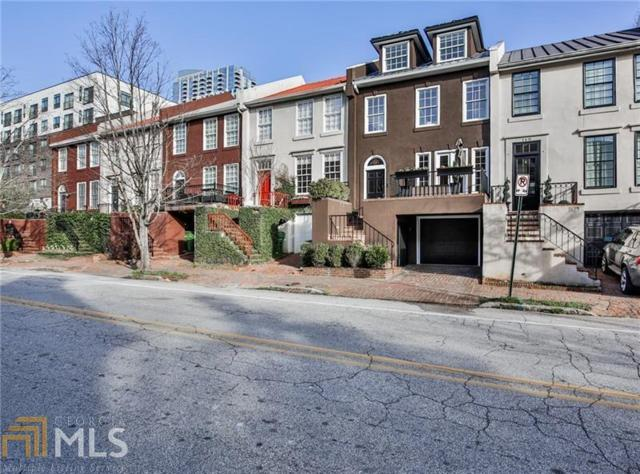 166 5th Street, Atlanta, GA 30308 (MLS #8528898) :: The Durham Team