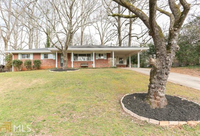 3790 Kingswood 3790 Kingswood Drive, Decatur, Ga 30032, Decatur, GA 30032 (MLS #8528914) :: The Durham Team