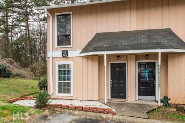 2340 Beaver Ruin Road #84, Norcross, GA 30071 (MLS #8530076) :: Anita Stephens Realty Group