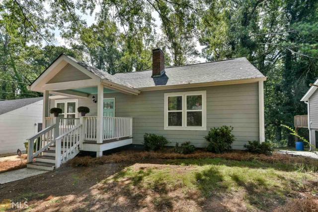 1734 Derry Av, Atlanta, GA 30310 (MLS #8530445) :: Buffington Real Estate Group