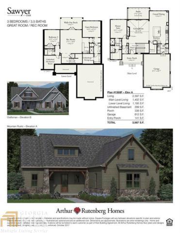 1291 Anchor Bay Circle, Greensboro, GA 30642 (MLS #8530635) :: Bonds Realty Group Keller Williams Realty - Atlanta Partners
