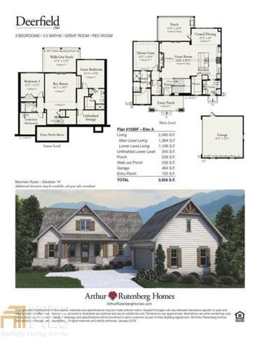 1271 Anchor Bay Circle, Greensboro, GA 30642 (MLS #8530646) :: Bonds Realty Group Keller Williams Realty - Atlanta Partners