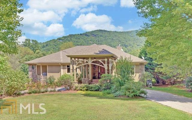 4697 Arrowhead Rd, Hiawassee, GA 30546 (MLS #8531071) :: Buffington Real Estate Group