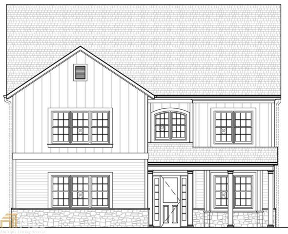 1096 Heatherland Dr, Marietta, GA 30066 (MLS #8532035) :: Buffington Real Estate Group