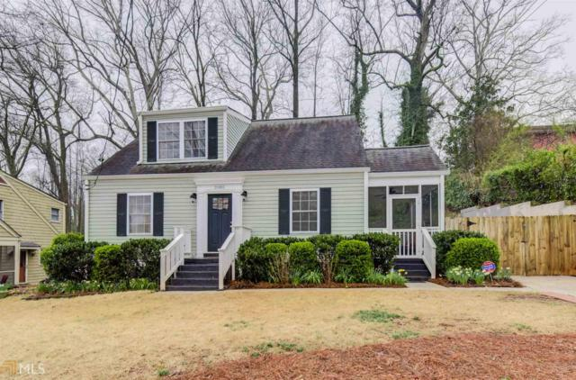 2085 Emery Pl, Atlanta, GA 30317 (MLS #8532112) :: Bonds Realty Group Keller Williams Realty - Atlanta Partners
