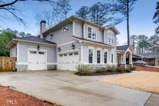 2046 S Akin Dr, Atlanta, GA 30345 (MLS #8532295) :: Buffington Real Estate Group