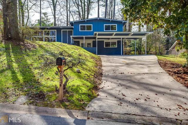 2034 Longview Way, Atlanta, GA 30341 (MLS #8532332) :: Buffington Real Estate Group