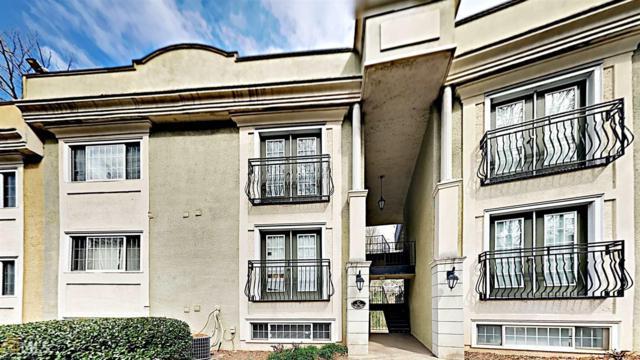 1445 Monroe Dr C31, Atlanta, GA 30324 (MLS #8533726) :: DHG Network Athens