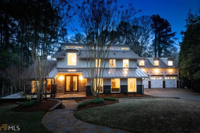 4284 Cove Way, Marietta, GA 30067 (MLS #8533800) :: Buffington Real Estate Group