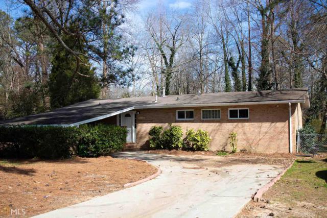6560 Maddox Rd, Morrow, GA 30260 (MLS #8534005) :: Buffington Real Estate Group