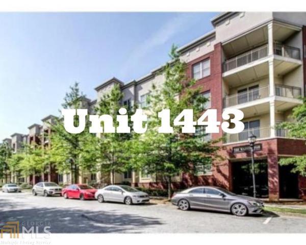 870 Mayson Turner Rd #1443, Atlanta, GA 30314 (MLS #8534149) :: DHG Network Athens