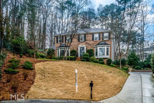 306 Kings Ct, Marietta, GA 30067 (MLS #8534480) :: Buffington Real Estate Group
