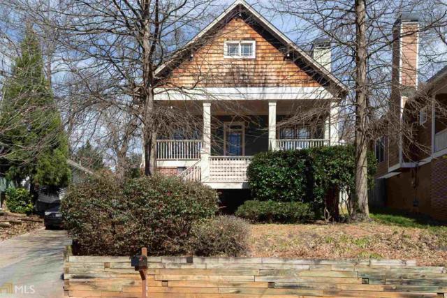 1106 Shelby Pl, Atlanta, GA 30316 (MLS #8534491) :: Buffington Real Estate Group