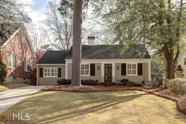 2393 Hurst Dr, Atlanta, GA 30305 (MLS #8535188) :: Bonds Realty Group Keller Williams Realty - Atlanta Partners