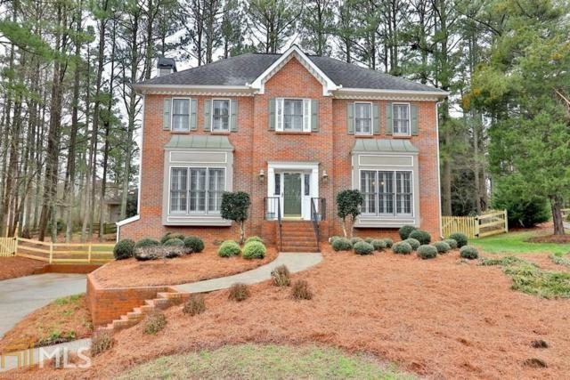 3307 Equestrian Trl, Marietta, GA 30064 (MLS #8535227) :: Buffington Real Estate Group