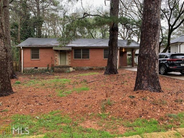 1737 Thomas Ter, Decatur, GA 30032 (MLS #8535646) :: Buffington Real Estate Group