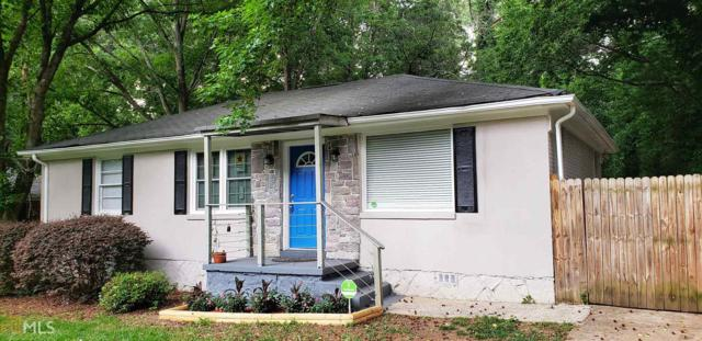 1743 Thomas Ter, Decatur, GA 30032 (MLS #8535664) :: Buffington Real Estate Group