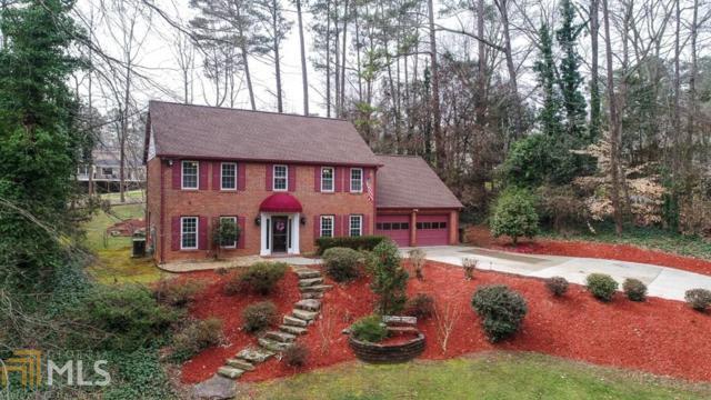 1555 Princeton West Trl, Marietta, GA 30062 (MLS #8535691) :: Buffington Real Estate Group