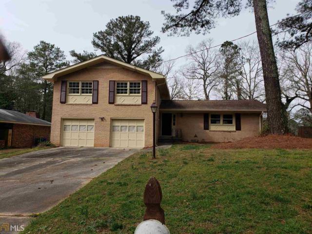 974 Belle Glade, Stone Mountain, GA 30083 (MLS #8535911) :: The Heyl Group at Keller Williams