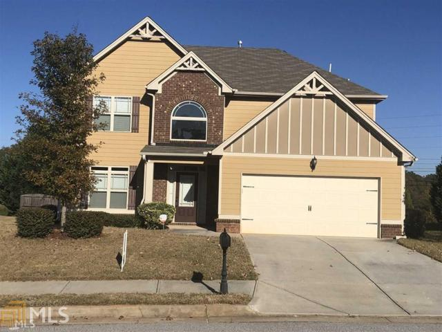 350 Sylvan Loop, Fayetteville, GA 30214 (MLS #8536016) :: Buffington Real Estate Group