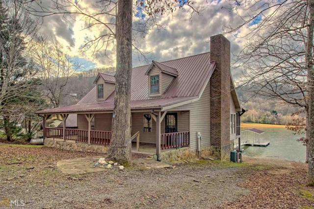 485 Twin Oaks Rd, Hiawassee, GA 30546 (MLS #8536146) :: Bonds Realty Group Keller Williams Realty - Atlanta Partners