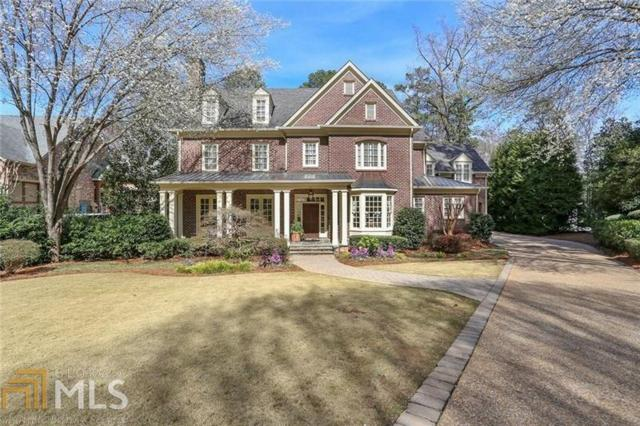 281 King Rd, Atlanta, GA 30342 (MLS #8536649) :: Buffington Real Estate Group