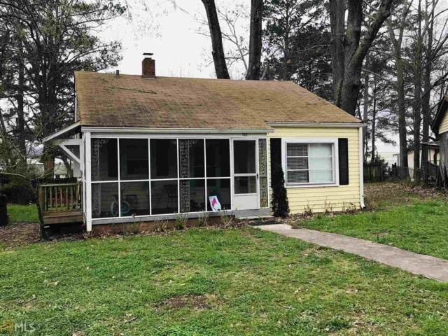 107 W Laurel Ave, Rome, GA 30165 (MLS #8536835) :: Bonds Realty Group Keller Williams Realty - Atlanta Partners