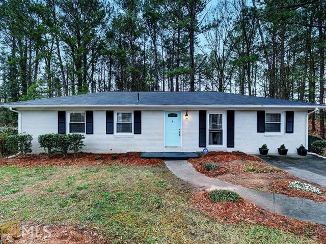 944 NW Magna Carta Dr, Atlanta, GA 30318 (MLS #8537666) :: Royal T Realty, Inc.