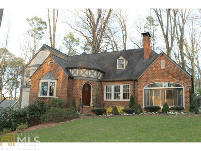 4041 N Stratford, Atlanta, GA 30342 (MLS #8537799) :: Bonds Realty Group Keller Williams Realty - Atlanta Partners