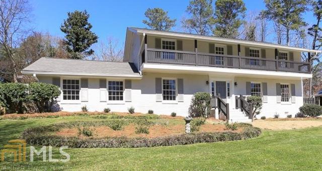 4347 Huntington Cir, Dunwoody, GA 30338 (MLS #8538486) :: Buffington Real Estate Group