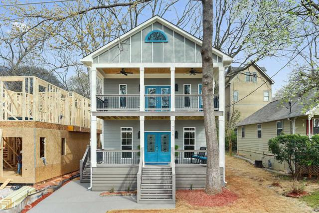 706 Grant Ter, Atlanta, GA 30315 (MLS #8538490) :: Bonds Realty Group Keller Williams Realty - Atlanta Partners