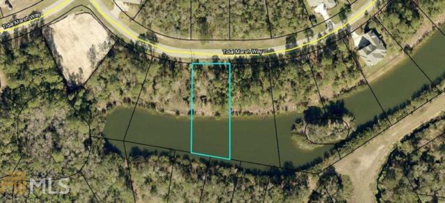 106 Tidal Marsh Way #409, St. Marys, GA 31558 (MLS #8538799) :: Ashton Taylor Realty