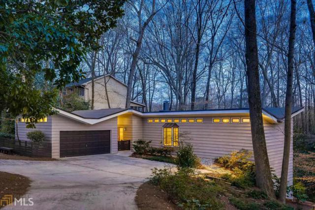 885 Landmark, Atlanta, GA 30342 (MLS #8539341) :: Buffington Real Estate Group