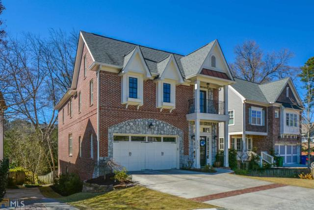 2352 Colonial Dr, Brookhaven, GA 30319 (MLS #8539456) :: Buffington Real Estate Group