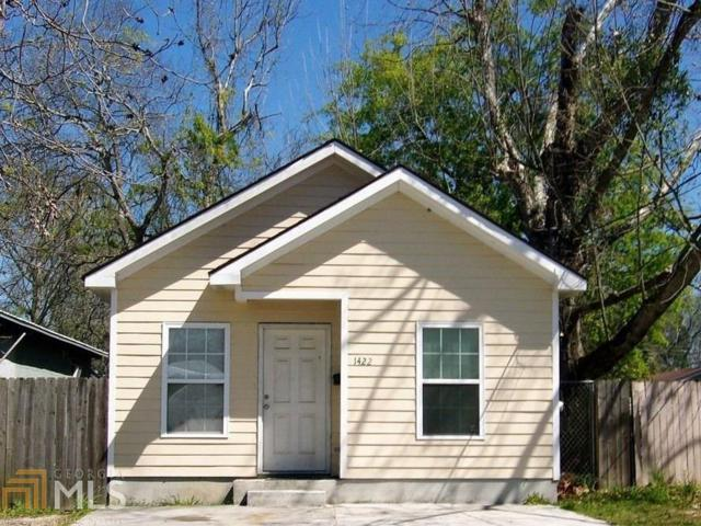 1422 Augusta, Savannah, GA 31415 (MLS #8539580) :: Buffington Real Estate Group