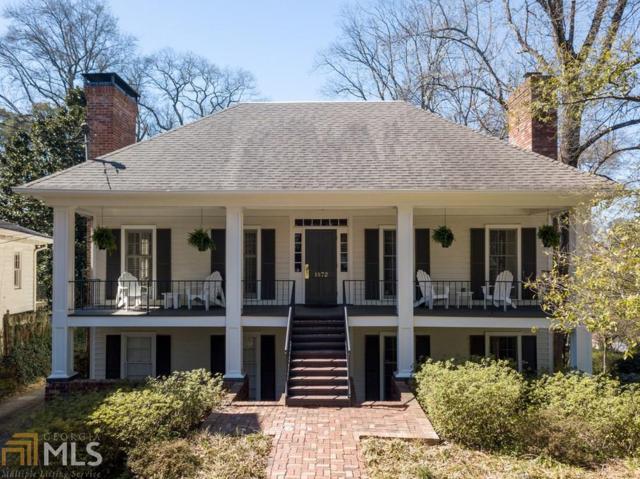 1872 Wycliff Rd C, Atlanta, GA 30309 (MLS #8539864) :: Buffington Real Estate Group