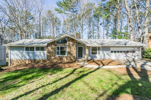 375 Cove Island Way, Marietta, GA 30067 (MLS #8540476) :: Buffington Real Estate Group