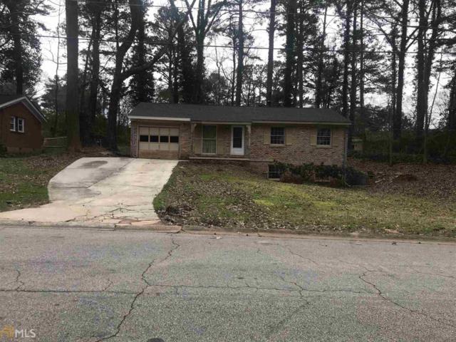 4947 Sheila Ln, Stone Mountain, GA 30083 (MLS #8541096) :: Buffington Real Estate Group
