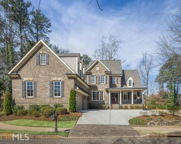 445 Belada Blvd, Atlanta, GA 30342 (MLS #8541199) :: Ashton Taylor Realty