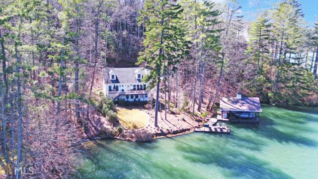 1245 Burton Mountain Rd, Clarkesville, GA 30523 (MLS #8541329) :: Buffington Real Estate Group