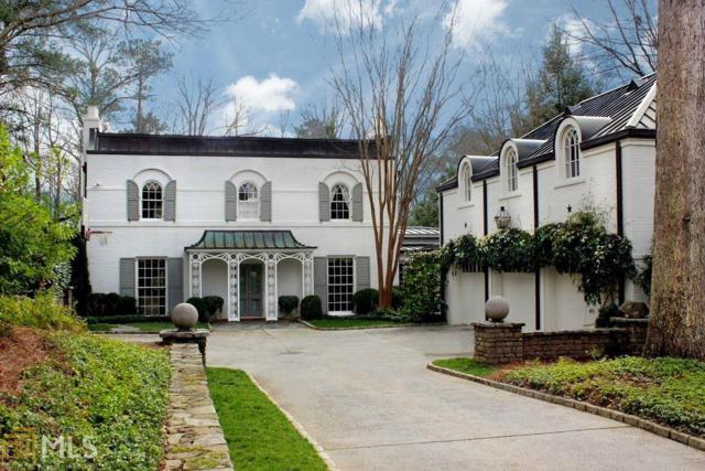 350 Argonne Dr, Atlanta, GA 30305 (MLS #8541619) :: Buffington Real Estate Group