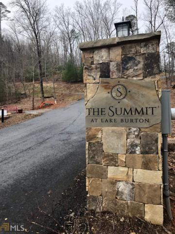 0 Summit Ridge Dr #33, Clarkesville, GA 30523 (MLS #8541839) :: Rettro Group